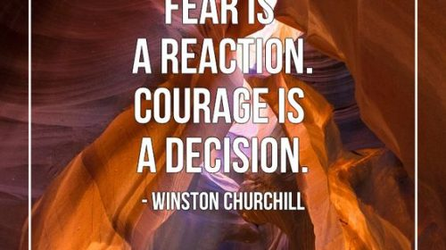 Grace Under Pressure Quote: 47 Amazing Courage Quotes To Conquer Fear